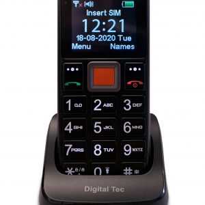 Digital Tec Big button phone with cradle