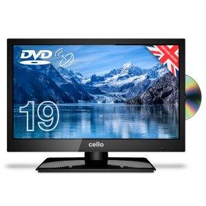 Cello-C1920FS-19-Inch-12v-HD-LED-TV-DVD-combo-caravan-with-Satellite-Tuner-new-2020-model