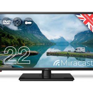 Cello-C2220FMTR-22-Inch-Full-HD-12-volt-Traveller-TV-w/-DVD-Player,-Satellite-Tuner-&-Miracast-new-2020-model